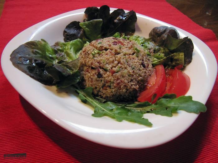 Vegan Quinoa Tabbouleh